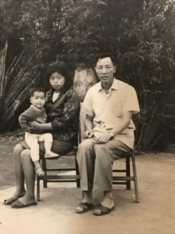 愛國愛鄉愛大家!90歲劉文龍獲選湖口鄉模範父親代表